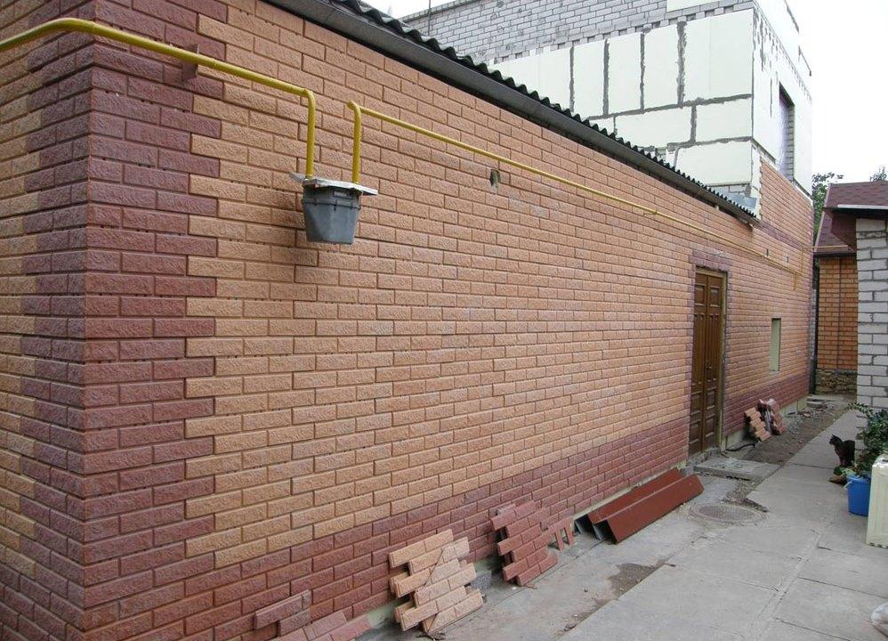 Виды камня для отделки фасада