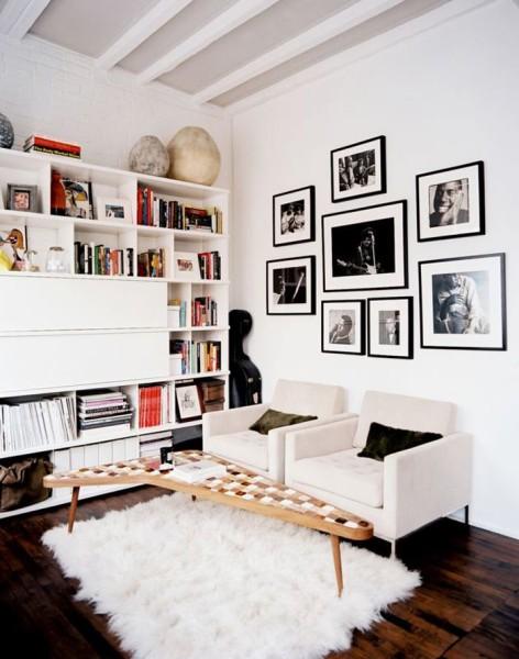 Коллаж из качественно сделанных фотографий отлично украсит стену