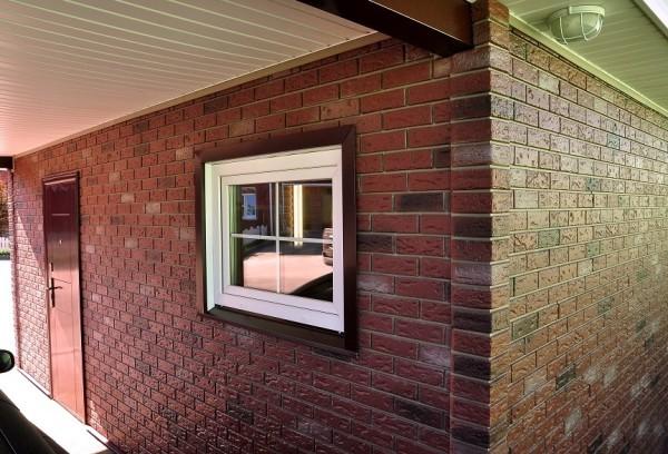 Металлосайдинг - долговечный материал, являющийся одним из лучших для отделки фасадов зданий