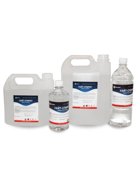 Уайт-спирит - растворитель для масляных красок