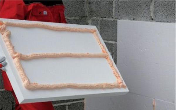 Полиуретановый клей для пенопласта
