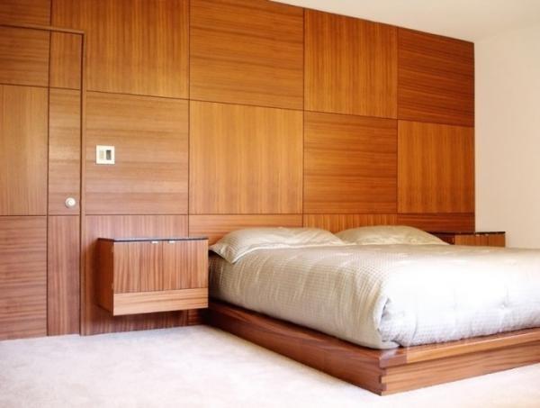 Деревянные панели для отделки стен