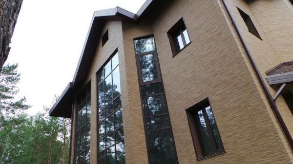 Облицовочные фасадные панели KMEW