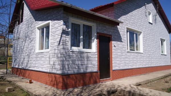 Фасадные панели Берг
