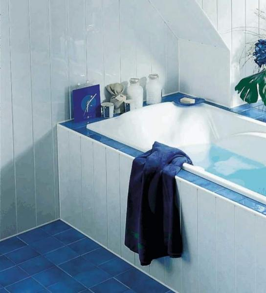 Боковая панель для ванной своими руками 91