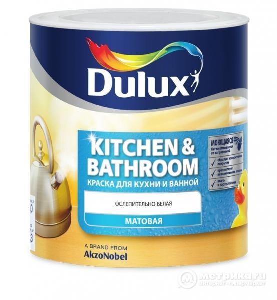 Краска для кухни Deluxe