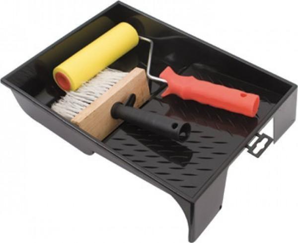 Необходимые инструменты для грунтовки стен