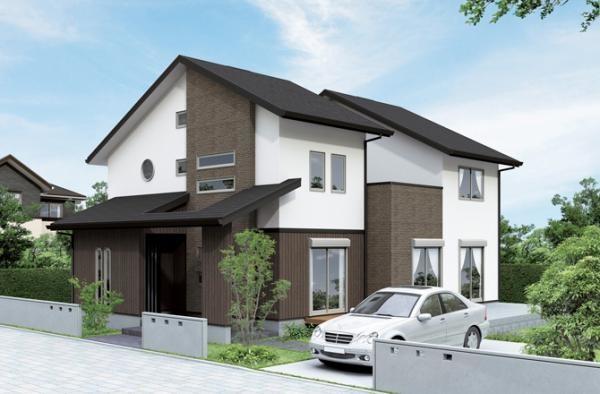 Обшивка дома японскими панелями