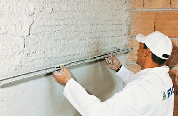 Цементная или гипсовая?