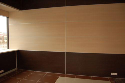 С помощью панелей можно добиться интересного и недорогого дизайна вашей квартиры