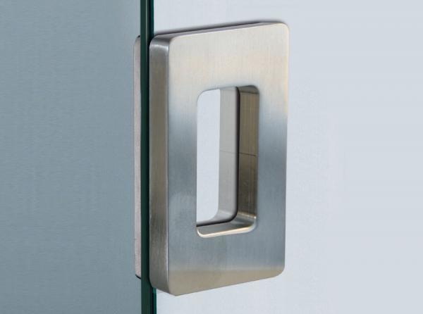 Ручка-купе для раздвижной стеклянной двери