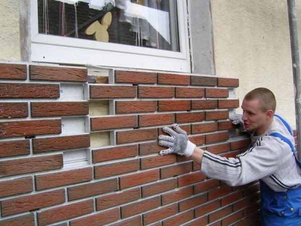Облицовка фасадными панелями своими руками 53