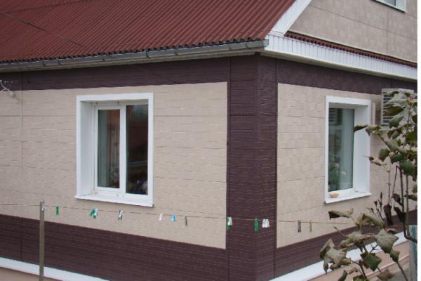 Отделочные материалы для фасадов частных домов: виды, диз....