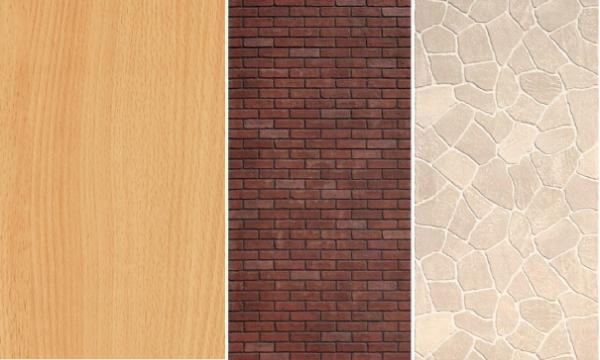 Варианты расцветок стеновых МДФ панелей