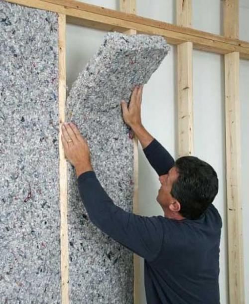Звукоизоляция шумоизоляция стен своими руками