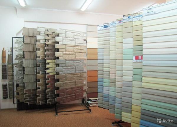 Панели для наружной отделки дома