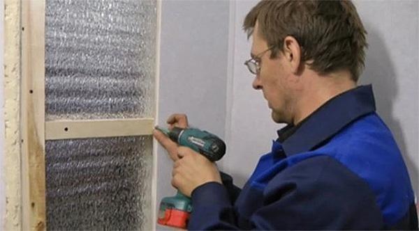 Как сделать пластиковые панели к стене