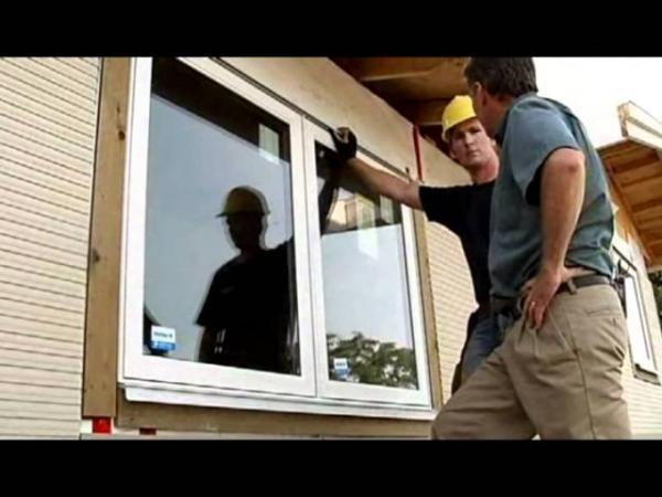 Отделка сайдингом окон деревянного дома своими руками