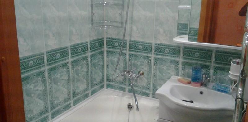 Стеновые панели для отделки ванной комнаты