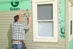 Как обделывать фасад дома сайдингом?