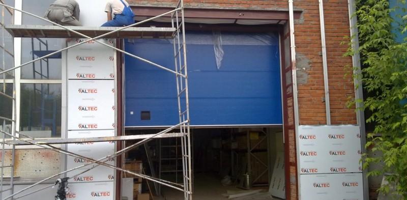 композитные панели для вентилируемого фасада