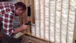 Монтажная пена для утепления стен