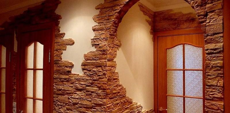 отделочные материалы для внутренних стен