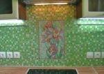 Выбор плитки-мозаики для фартука на кухню