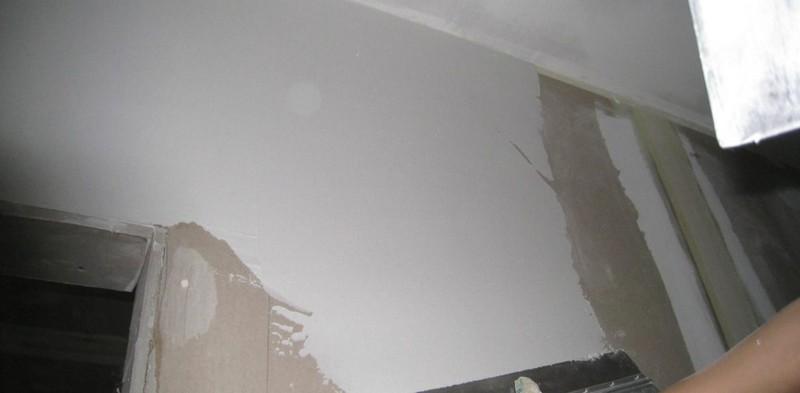 сколько времени сохнет шпаклевка на стенах