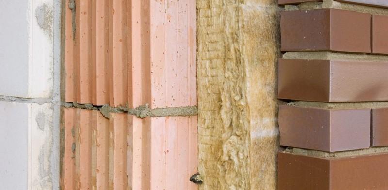 утеплитель для стен кирпичного дома