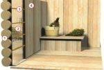 Выбор утеплителя на стены для бани