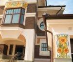 Различные виды фасадов