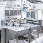 Оборудование для кухонь и ресторанов