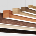 Преимущества дизайнерских светильников из дерева