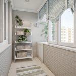 Внутренняя отделка под ключ балконов